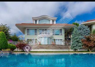 فيلا للبيع  مقيم للجنسية التركية غرف 5+1 في سارير ، حي بهشة كوي
