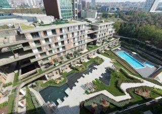 شقق للبيع  عقارات استثمارية غرف من 1+1 إلى 4+1 في يني بوسنا