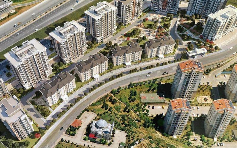 صور  باشاك شهير أوراسيا (Başakşehir Avrasya) ، باشاك شهير ، اسطنبول | بورتوكوزا العقارية