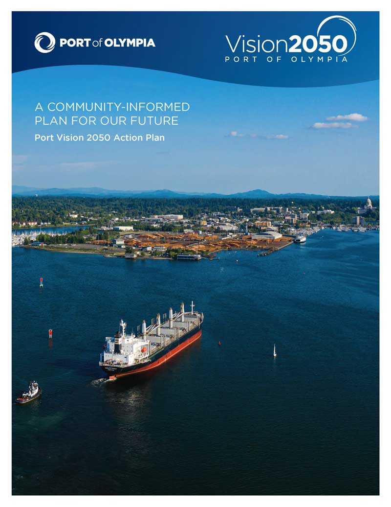 Port Vision 2050 Action Plan
