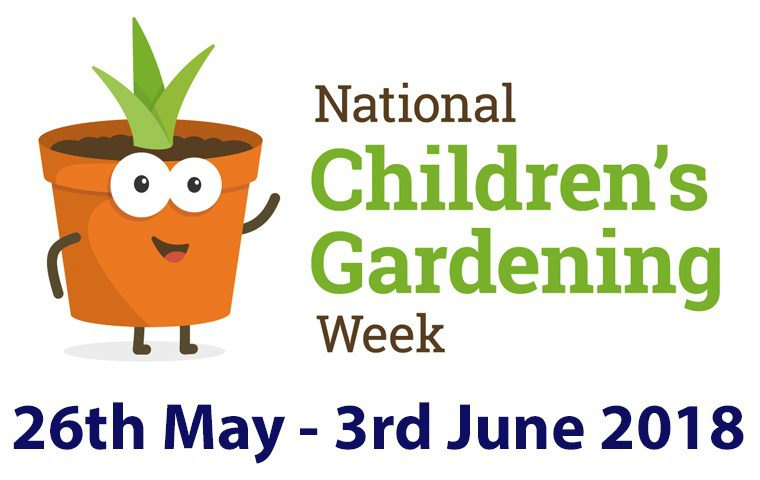 National Children's Gardening Week Feature Image