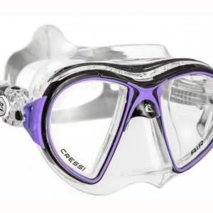 Máscara Cressi AIR Crystal