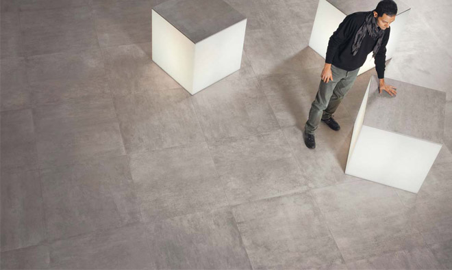 Carrelage Terrasse Metropolitan Ciment PORTO VENERE