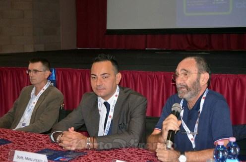Da sx Dott.Roberto Zennaro_Ad Stefano Mazzuccato_Dir.san. Arturo Orsini