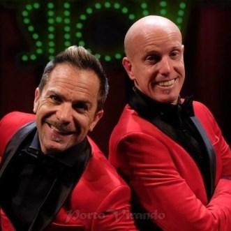 Carlo & Giorgio giacca rossa