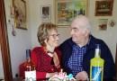 Buon compleanno Marilena Rizzato -STORIA VIVENTE- con il marito Silvano dell'AIL ROVIGO ODV.