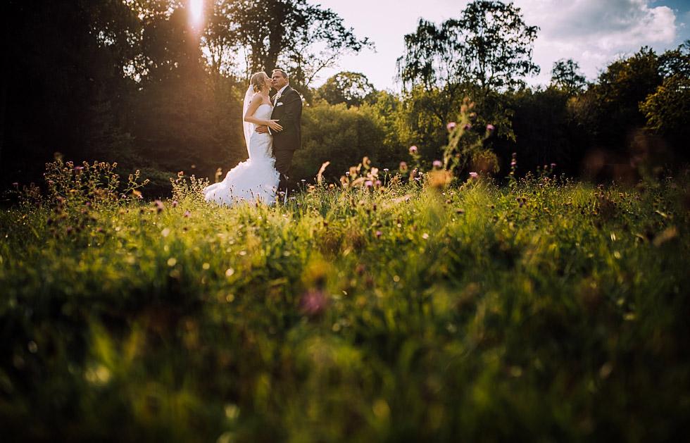 Hochzeit Fotograf Hoher Darsberg Brautpaarportraits