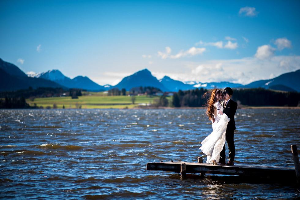 Hochzeitsfotograf Allgäu Füssen
