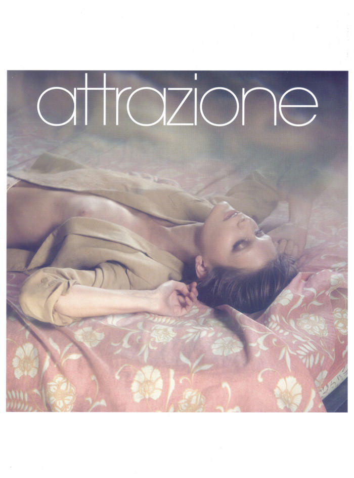 "Mathilde Frachon photographed by David Bellemére in ""Attrazione Indochic"" for Maire Claire Italy, February 2010 1"