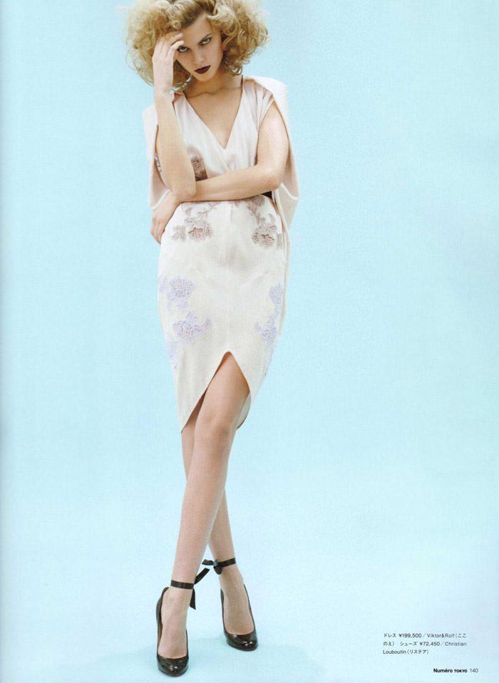Maryna Linchuk photographed by David Vasiljevic for Numéro Tokyo #34, March 2010 13