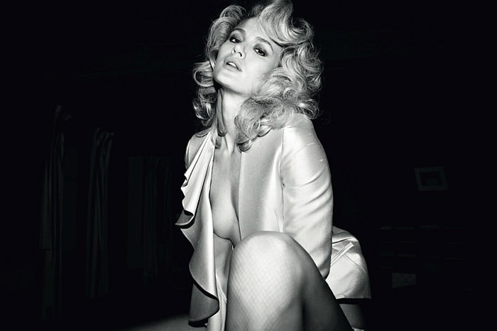 Michelle Buswell photographed by Olivier Zahm for Tank Magazine, Spring & Summer 2010 6
