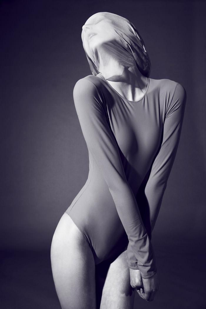 "Rebecca Chandler photographed by Robert Harper in ""Tie Me Up, Tie Me Down"" for ThePop.com 6"