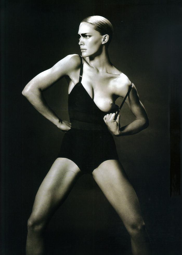 "Heidi Harrington Johnson photographed by Cuneyt Akeroglu in ""Lick Your Tongue"" for Wonderland Magazine, May 2010 2"