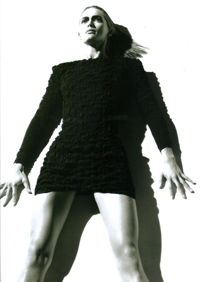 "Heidi Harrington Johnson photographed by Cuneyt Akeroglu in ""Lick Your Tongue"" for Wonderland Magazine, May 2010 6"