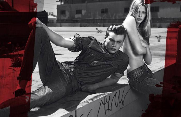 Calvin Klein Jeans: Fall 2010 Ad Campaign 2