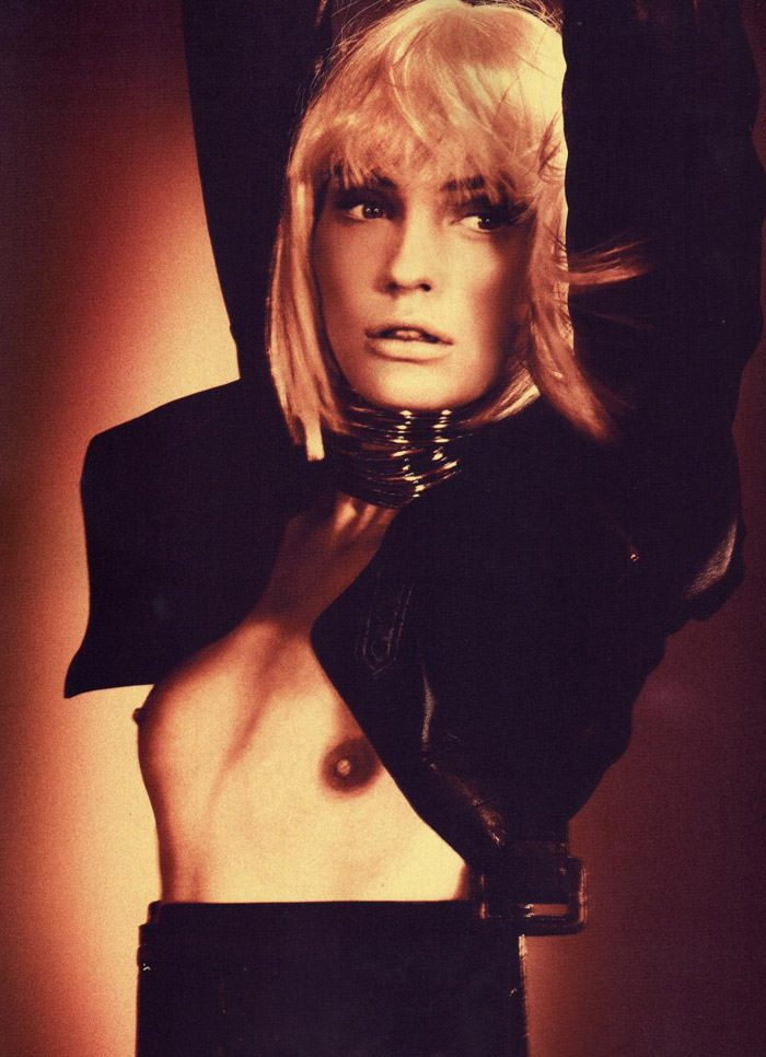 """Heidi Mount photographed by Chad Pitman in """"Hero Just For One Day"""" for Numéro #116, September 2010 7"""