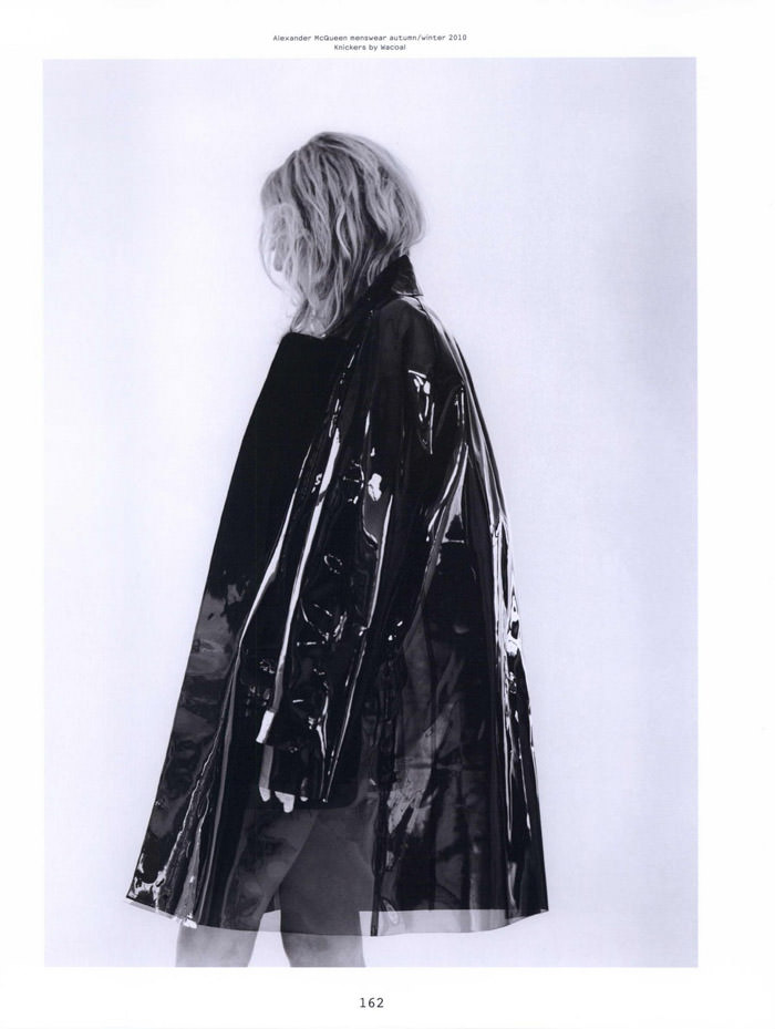"""Julia Nobis photographed by Joachim Müller-Ruchholtz in """"Lee Was Here"""" for Dansk, Fall & Winter 2010 3"""