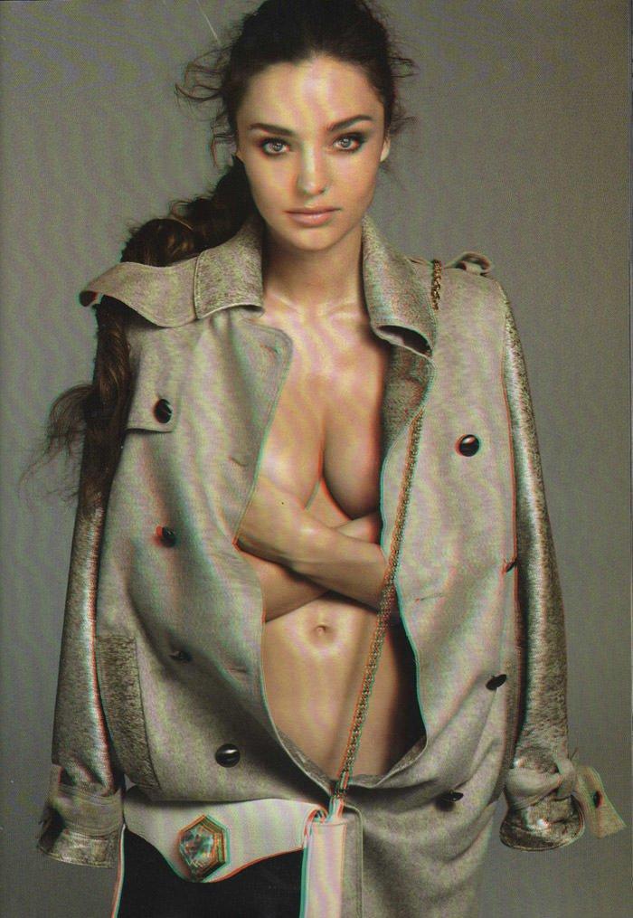 Miranda Kerr photographed by Steven Meisel for Vogue Italia, September 2010 4