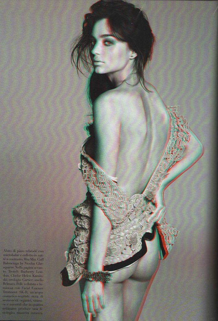 Miranda Kerr photographed by Steven Meisel for Vogue Italia, September 2010 7