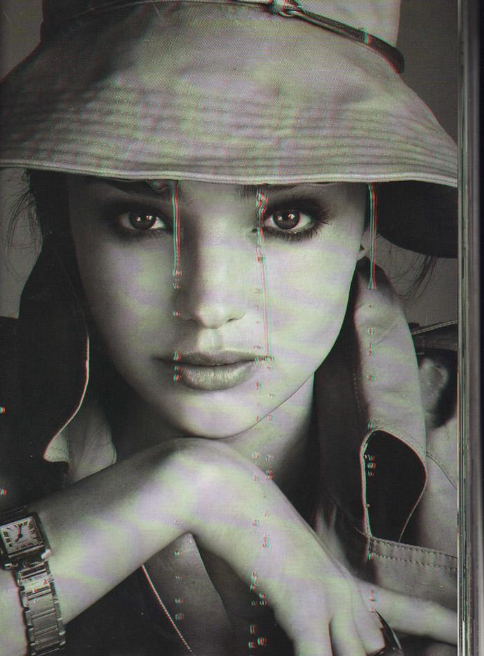 Miranda Kerr photographed by Steven Meisel for Vogue Italia, September 2010 8