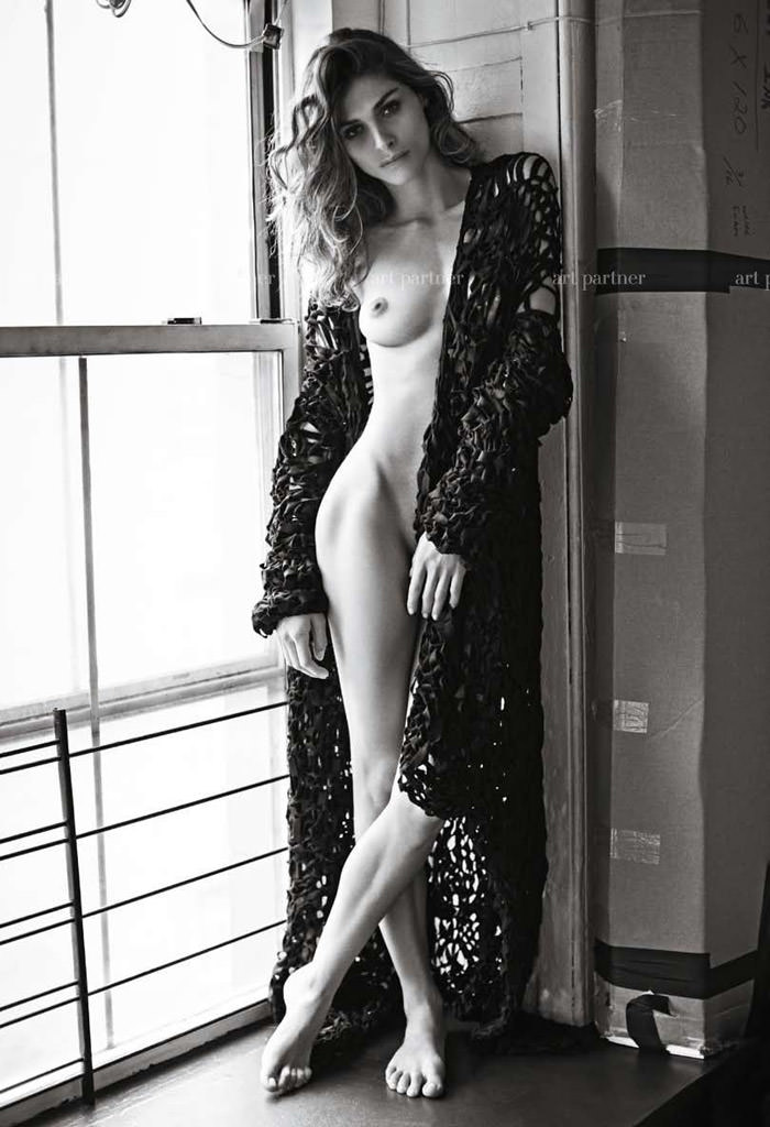 Elisa Sednaoui photographed by Mario Sorrenti for Purple #14 9