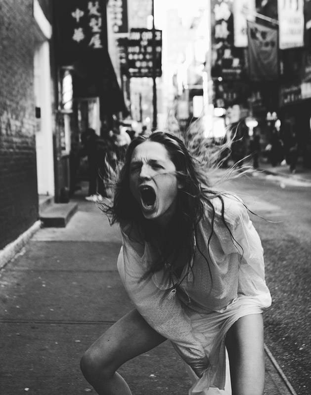 Portrait: Natalia Zakharova photographed by Michael Donovan 6