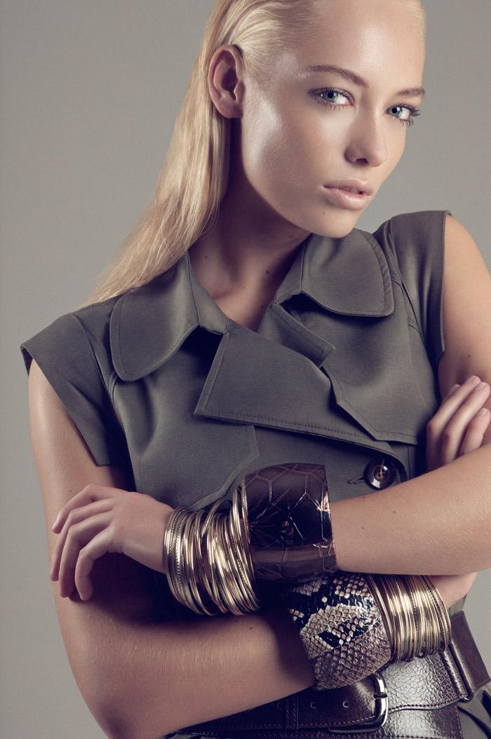 "Chloe Corbeau photographed by Dennis Veldman in ""Body Language"" 7"