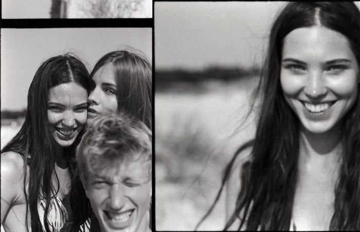 """""""Seaside Stories"""" photographed by Rokas Darulis for The Ones 2 Watch 4"""