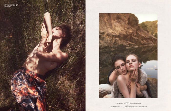 """""""Super Natural"""" photographed by Richard Jensen for The Ones 2 Watch 5"""