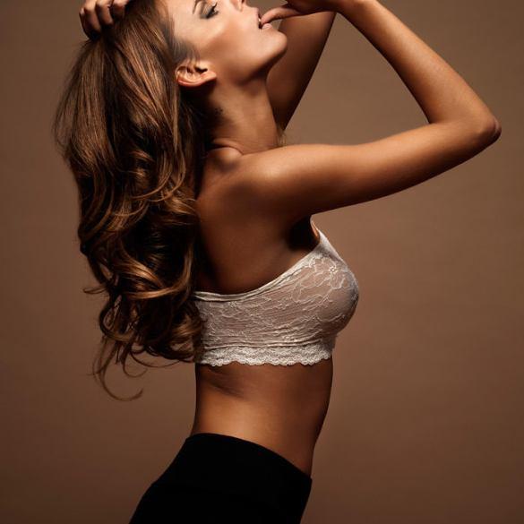 Daniela Freitas photographed by Pierre Dal Corso for Bambi Magazine 2