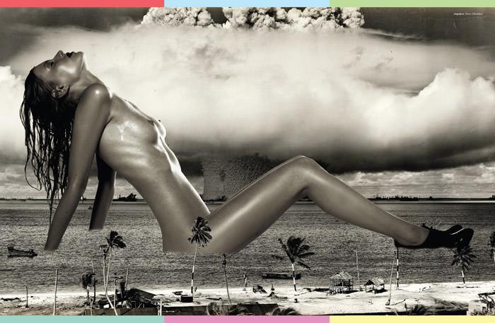 "Lisette Van Den Brand photographed by Herring & Herring in ""Experience"" for DMag #10"