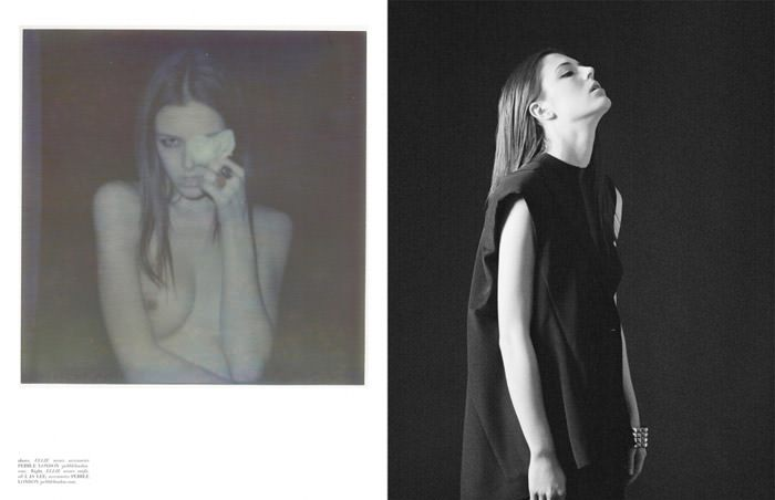 """""""Lux Et Sonor"""" photographed by Nicole Maria Winkler for The Ones 2 Watch, Issue #09 4"""