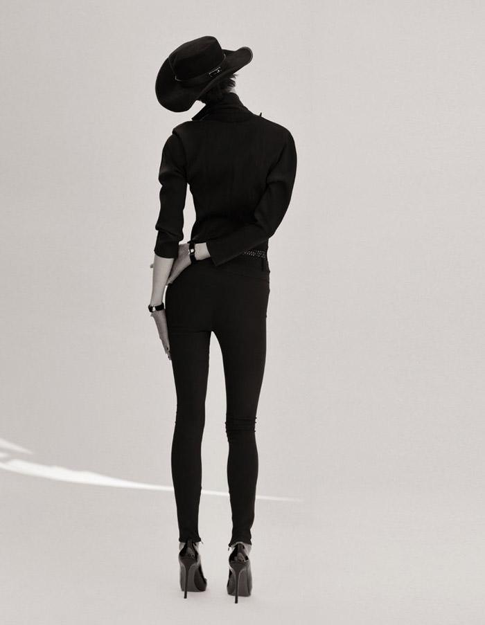 Saskia de Brauw photographed by Matthew Brookes for M Le Monde 5