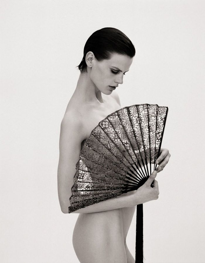 Saskia de Brauw photographed by Matthew Brookes for M Le Monde 8