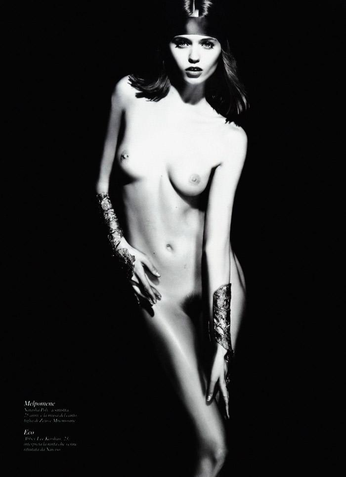 Karl Lagerfeld: Pirelli Calendar 2011 2