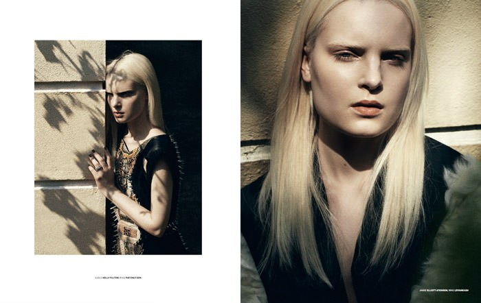 Charlotte photographed by Chad Pickard & Paul McLean for Smug #4 3