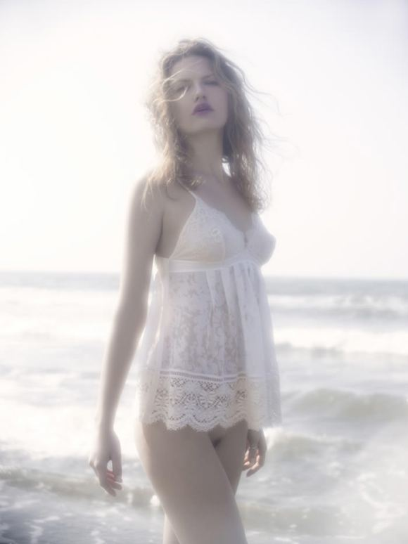 "Yana Serzhantova photographed by Pino Leone in ""Dream On"" for Bambi Magazine 7"