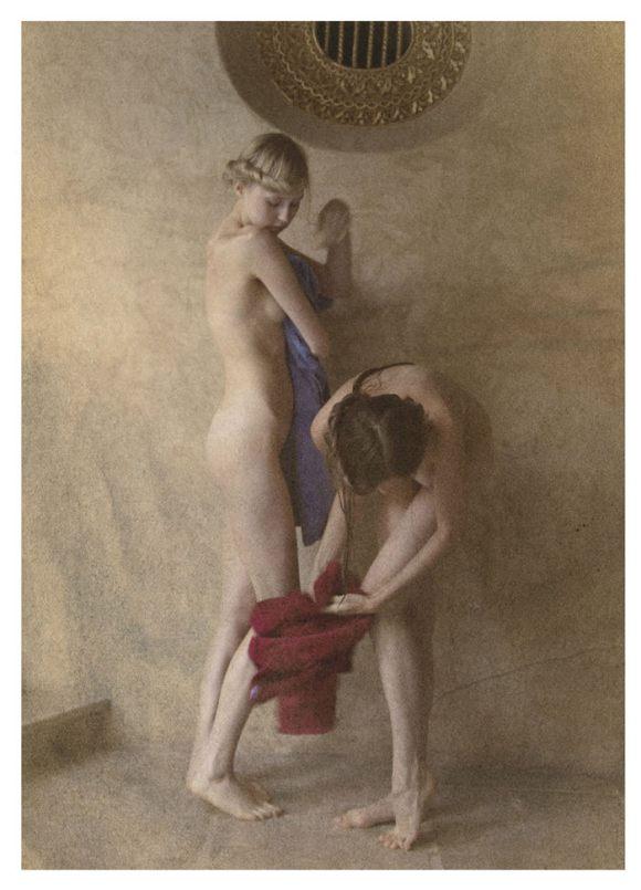 Lidia Kochetkova & Olesya Yarokhina by David Hamilton for Soon International