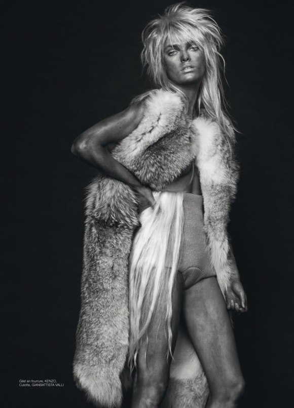 Sophie Vlaming by Thiemo Sander for Soon International