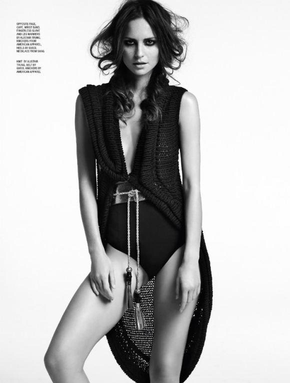 Pania Rose by Paul Westlake for Karen Magazine