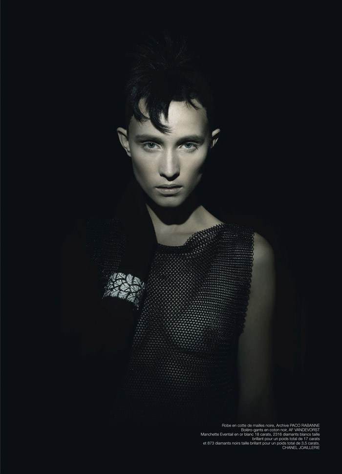 Simone van Werkhoven by Louis Decamps for Soon International