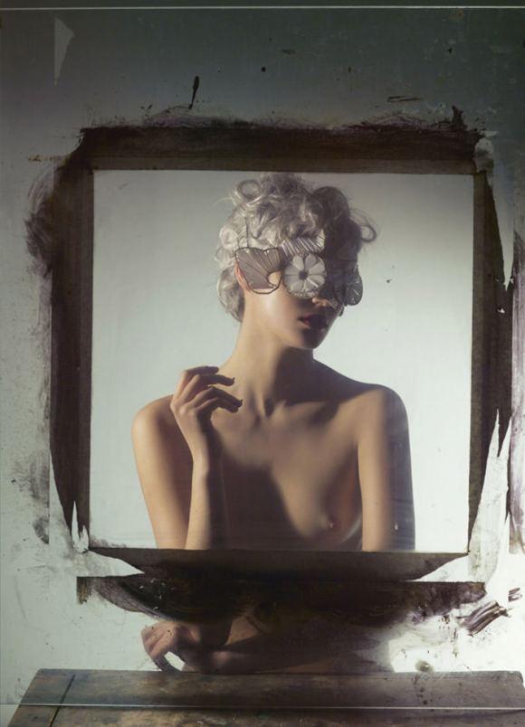 Juju Ivanyuk by Thiemo Sander for Soon International