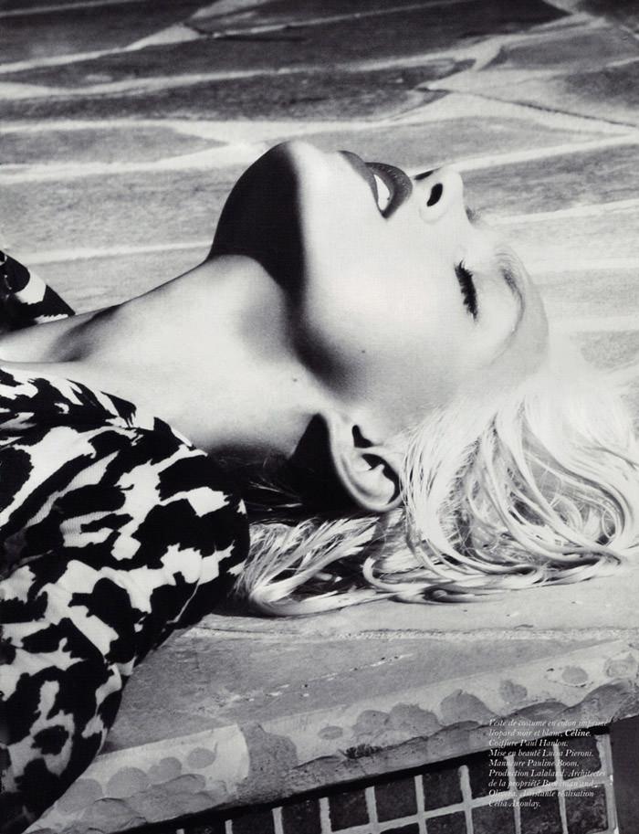 Sasha Pivovarova & Anja Rubik by Mert & Marcus for Vogue Paris