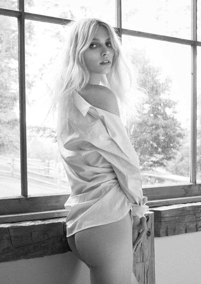 Aline Weber by Tom Munro for Muse
