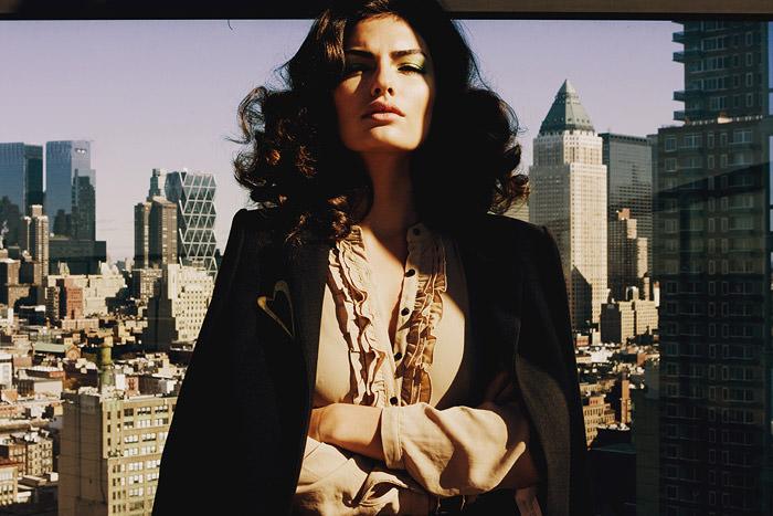 Fashion(archive)graphy: Alyssa Miller by Michael Donovan