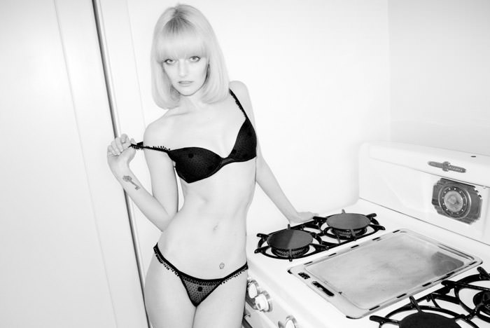 Lydia Hearst (nude) by Terry Richardson