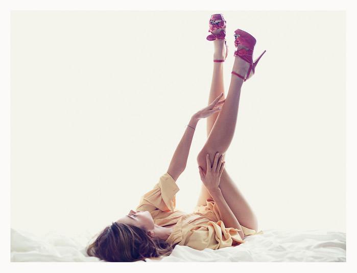 Miranda Kerr by Chris Colls