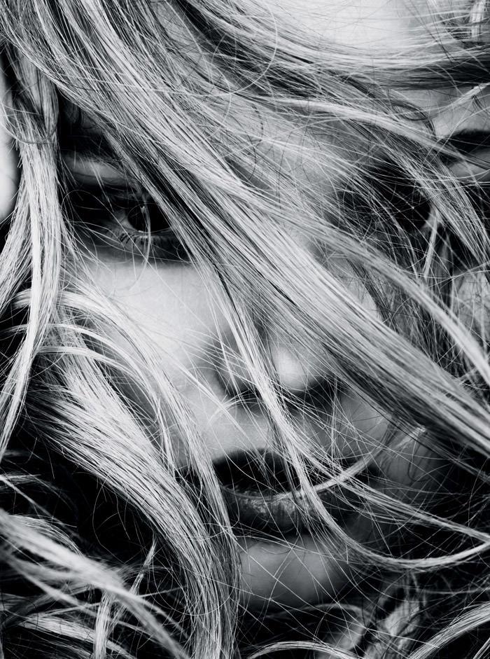 Magdalena Frackowiak by Ben Hassett for Vogue Germany