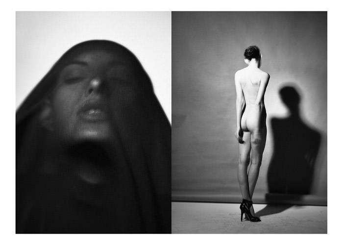 Tatiana Chechetova photographed by Philip Bruederle for S Magazine, Winter 2011