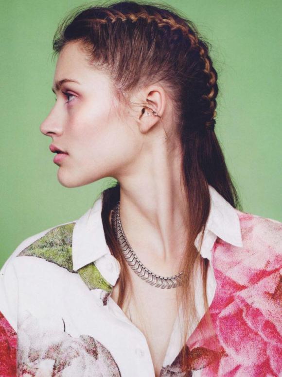 Caroline Corinth by Rasmus Skousen for Cover Magazine